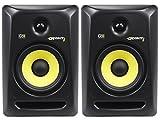 (2) KRK RP6-G3 Rokit Powered 6' Studio Reference Monitor RP6G3 Active Speaker