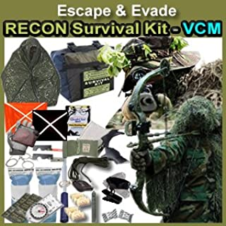 Escape & Evade Recon Survival Kit - Tactical / Military (VCM)