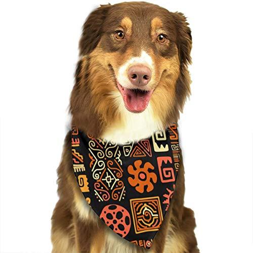 Hipiyoled Gleichung (1) Dog Cats Triangular Bandage Lätzchen Halstuch Kragen Schal