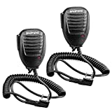 Walkie Talkie Handheld Speaker Mic, Shoulder Microphone for BaoFeng UV-5R 5RA 5RB 5RC 5RD 5RE 5REPLUS 3R+ Two...