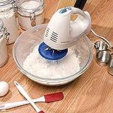 YQWFF Silicone Splatter Screen Baking Mixing Bowl Guard Cubre los Escudos de Las ollas de los Aerosoles de Salpicaduras Evita derramar Accesorios de Cocina