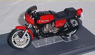 MOTO GUZZI LE MANS 1978 ROT RED 1/24 MODELLMOTORRAD MODELL MOTORRAD