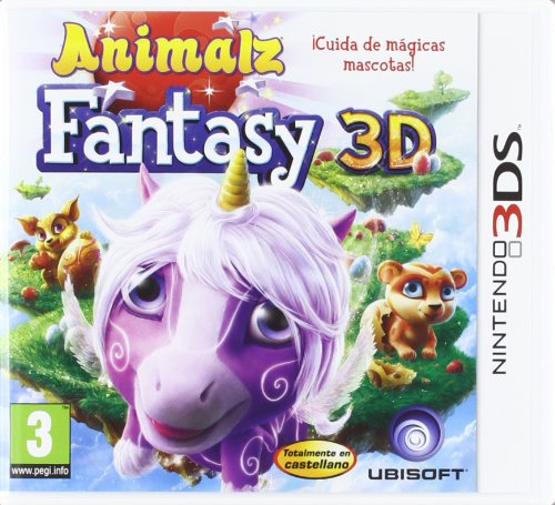 Fantasy Petz 3D [Import spagnolo]