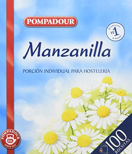 Pompadour Té de Manzanilla - 90 g