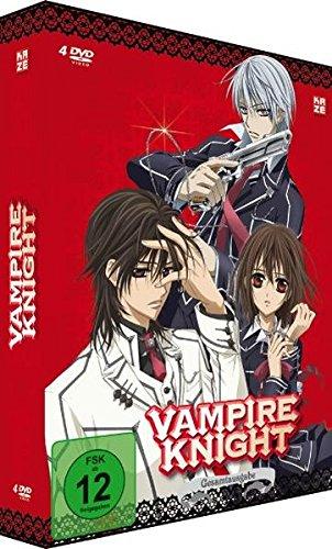 Vampire Knight - Staffel 1 - Gesamtausgabe - [DVD]