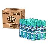 Disinfectant Spray, 19 oz Aerosol, 12/Carton