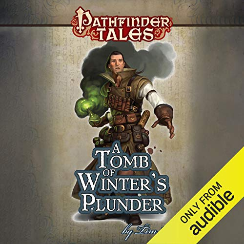 A Tomb of Winter's Plunder cover art