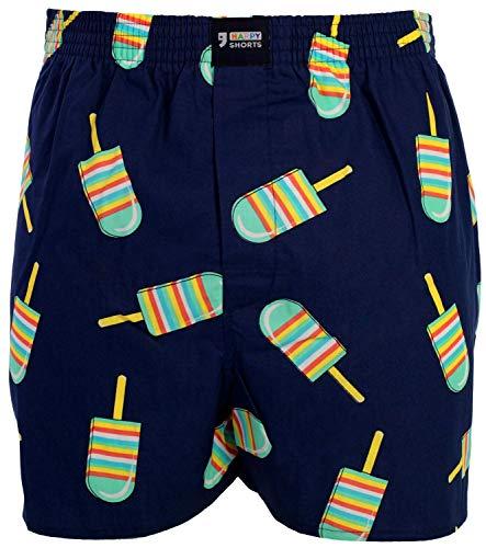 Happy Shorts American Boxer Boxershorts Shorts Webboxer D38 grappige ontwerpen NIEUW