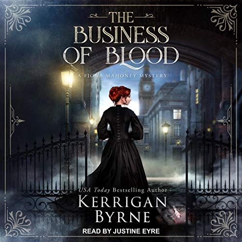 The Business of Blood cover art
