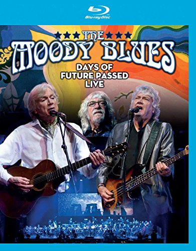 The Moody Blues - Days Of Future Passed (Live in Toronto 2017) [Blu-ray]