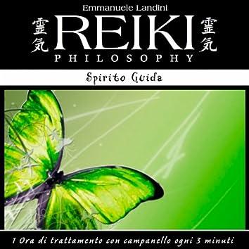 Reiki Philosophy: spirito guida (1 ora di trattamento con campanello ogni 3 minuti)