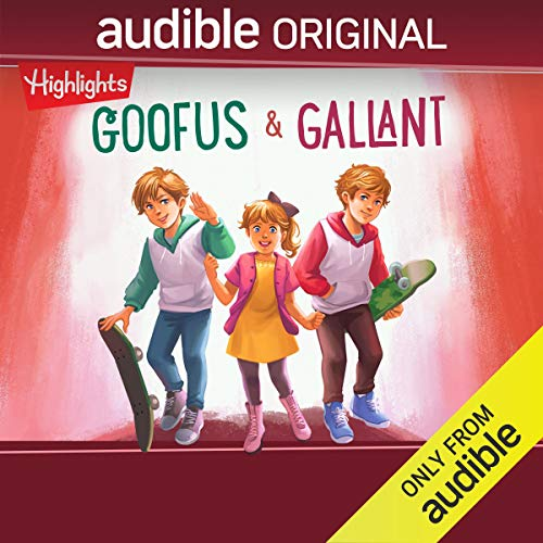 Goofus and Gallant cover art