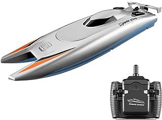 GoolRC Rc Boot für Kinder Erwachsene 25 km / h Hochgeschwindigkeits Rennboot 2 Kanal..
