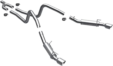 Ford Mustang Dual Cat Back Performance Exhaust V6 4.0L MAGNAFLOW EXHAUST 2010-up