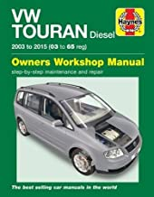 vw touran workshop manual