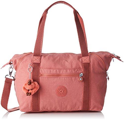 Kipling - Art, Bolsos maletín Mujer, Rosa (Dream Pink), 20x44x27 cm (B x H T)