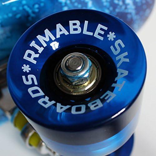 rimable 22 skateboard