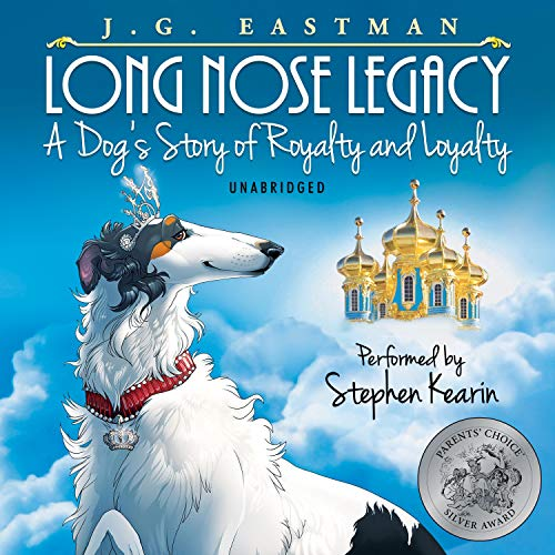 Long Nose Legacy Audiobook By J. G. Eastman cover art