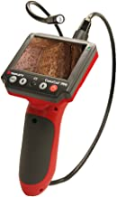 """Triplett CobraCam Pro Water-Resistant & Flexible Inspection Camera with 3.5"""" Full Color Detachable LCD Display (8125)"""
