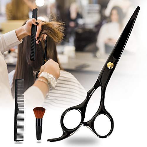 Morfone Haarschneideschere, Scharfe Friseurscheren, Professionelle Premium Haarschere Friseurschere, Perfekter Schere Haare Schneiden für Damen und Herren