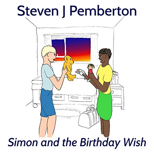 Simon and the Birthday Wish  By  cover art
