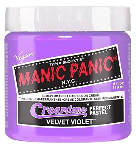 Manic Panic Velvet Violet Pastel Violet Hair Dye