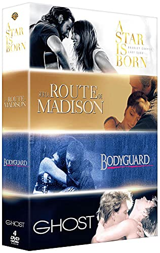 Coffret romance 4 films