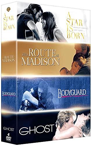 A Star is Born + Ghost + sur la Route de Madison + Bodyguard
