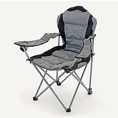 transat Pliant Troisième Ajustement d'engrenage Chaises Pliantes Mobilier d'extérieur Chaises de Plage Fournitures de pêche Chaises de Loisirs Chaises Pliantes (Couleur : A)