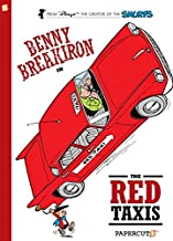 Benny Breakiron Vol. 1: The Red Taxis Preview (English Edition)