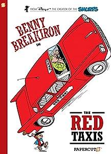 Benny Breakiron 5話 表紙画像