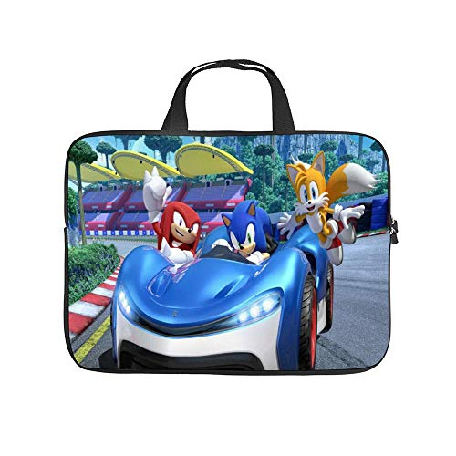 Universal Laptop Computer Tablet,Bag,Cover for, Apple/MacBook/HP/Acer/Asus/Dell/Lenovo/Samsung, Laptop Sleeve,SSO-nic The Hedgehog (Movie) A16,15inch/39.2x28x1.5cm