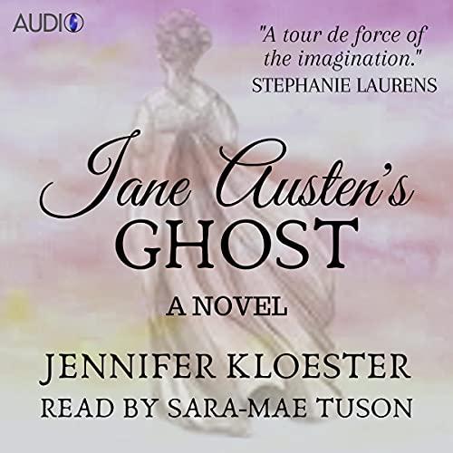 Jane Austen's Ghost cover art