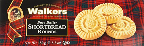 Walkers Shortbread Rounds (1 x 150 g)