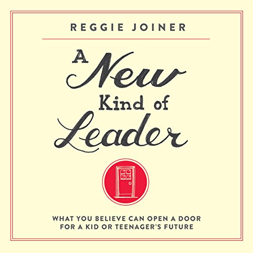 A New Kind of Leader audiobook cover art