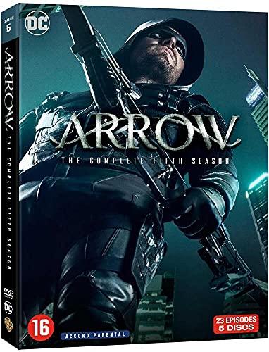Arrow - Saison 5 - DVD - DC COMICS