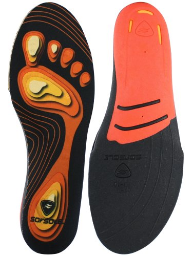 Sof Sole Fit Series High Sole (Mens 9-10)