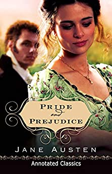 Pride and Prejudice(Annotated Classics) (English Edition) par [Jane  Austen ]