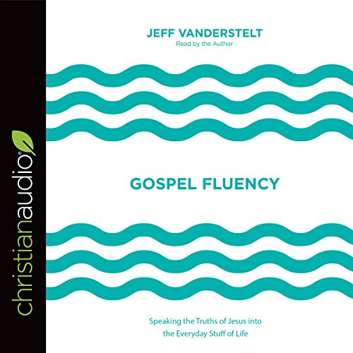 Gospel Fluency audiobook cover art