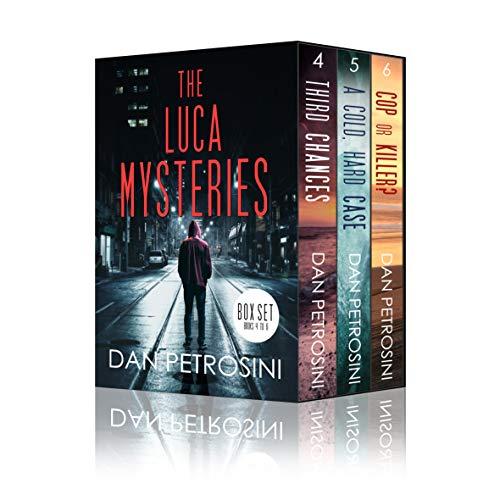A Luca Mystery Series Box Set Books 4 - 6 (Luca Mystery Box Set Series Book 2)