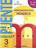 Puente Infantil 3-4 años Números