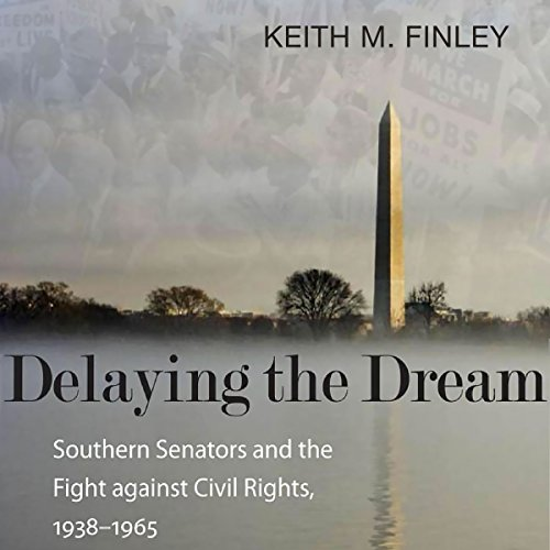 Delaying the Dream audiobook cover art