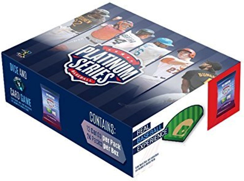 Platinum Series 24WB2015 Player Card Box, by Platinum Series