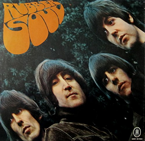 Beatles, The - Rubber Soul - Odeon - SMO 84 066