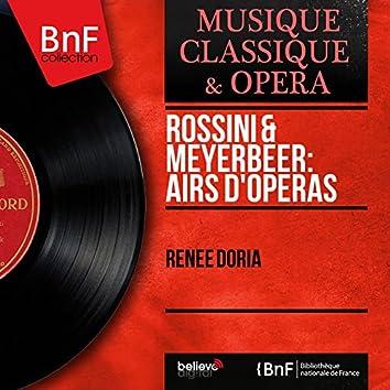Rossini & Meyerbeer: Airs d'opéras (Mono Version)
