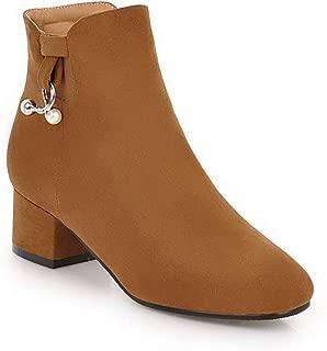 BalaMasa Womens ABS14060 Pu Boots