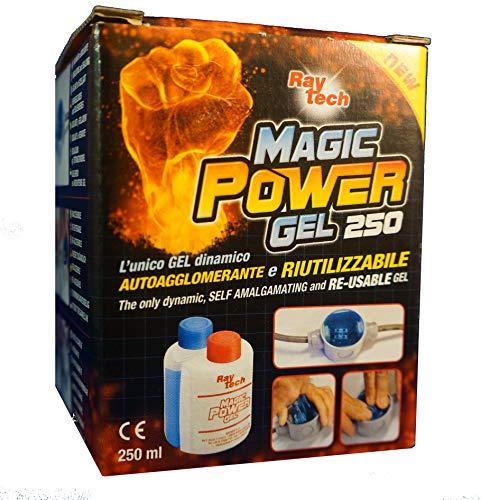 Anguila magic power gel - Gel aislante bicomponente 2x125cc