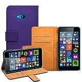 Membrane - Purple Wallet Case compatible with Nokia