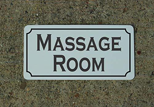 Générique Plaque en métal pour Salle de Massage pour Club de Golf, Homme, Grotte, Bar, Sexe, Chambre de lit