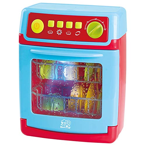 Price comparison product image PlayGo Kitchen Dishwasher Battery Operated Toy Doll Kitchen Playset w / Lights